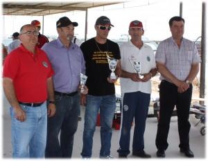 Ganadores - II Campeonato de Polimotores