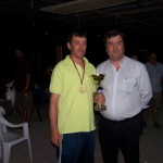 XIII Campeonato Nacional de Vuelos Nocturnos - Entrega de Trofeos