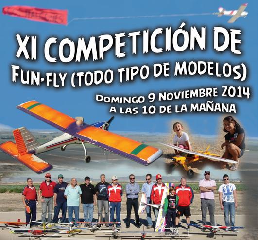 FUNFLY 2014 - CDA LOS HALCONES - EL JIMENADO