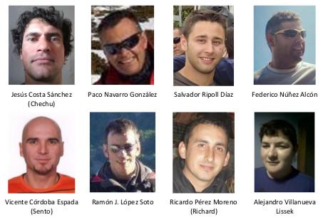 Clasificaciones Pilotos de Parapente FAMUR 2018
